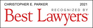 Best Lawyers 2021 Chris Parker